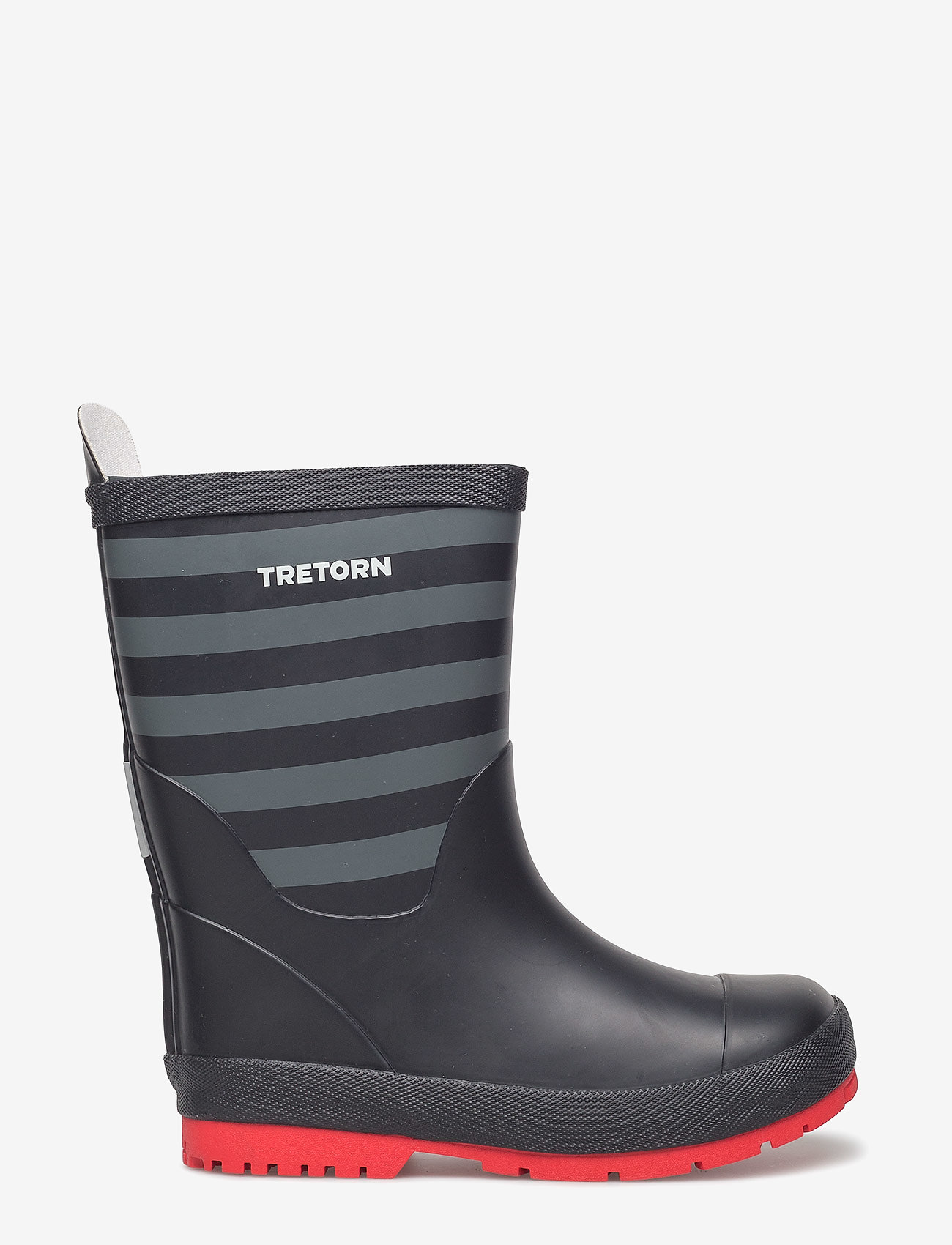 Tretorn - GRNNA - bottes en chaouthouc - black/grey - 1