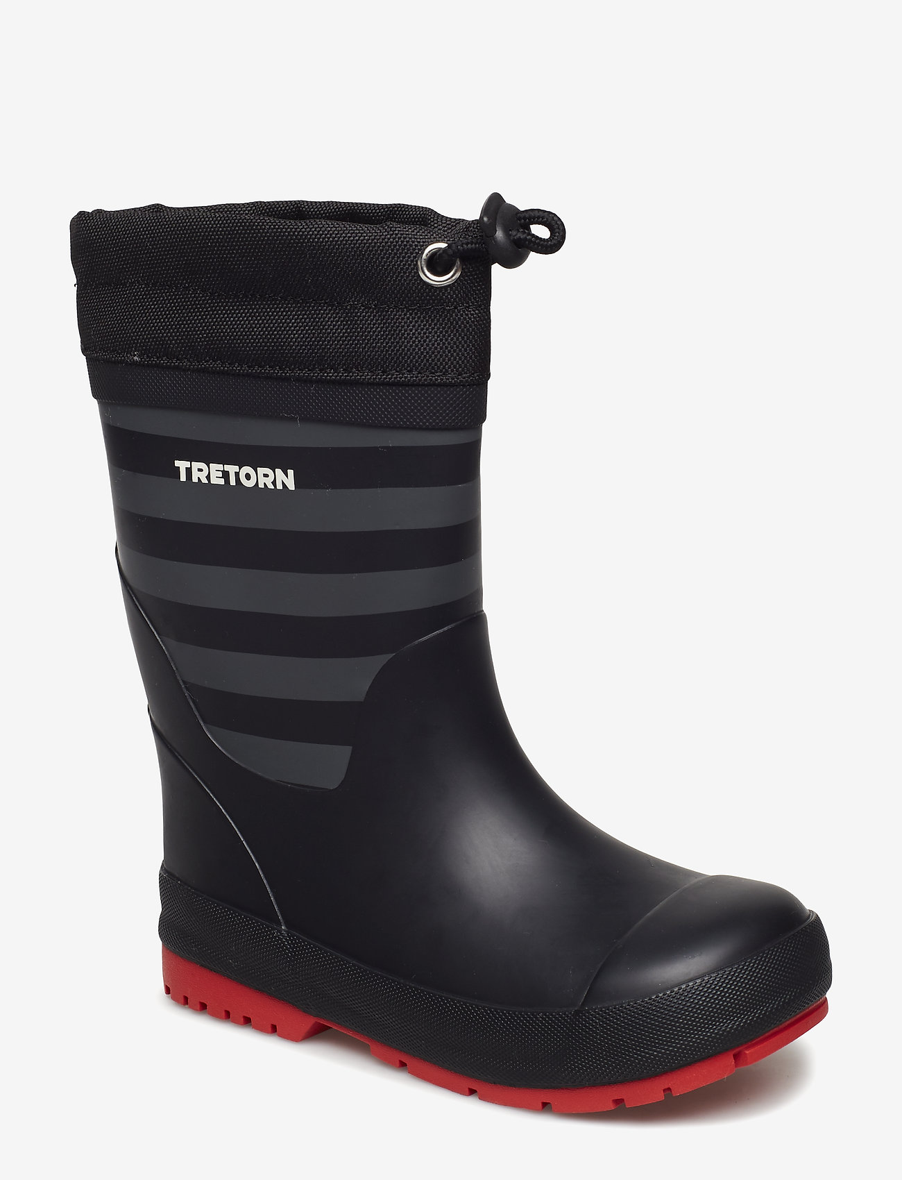 Tretorn - GRNNA VINTER - gumowce ocieplane - black/grey - 0