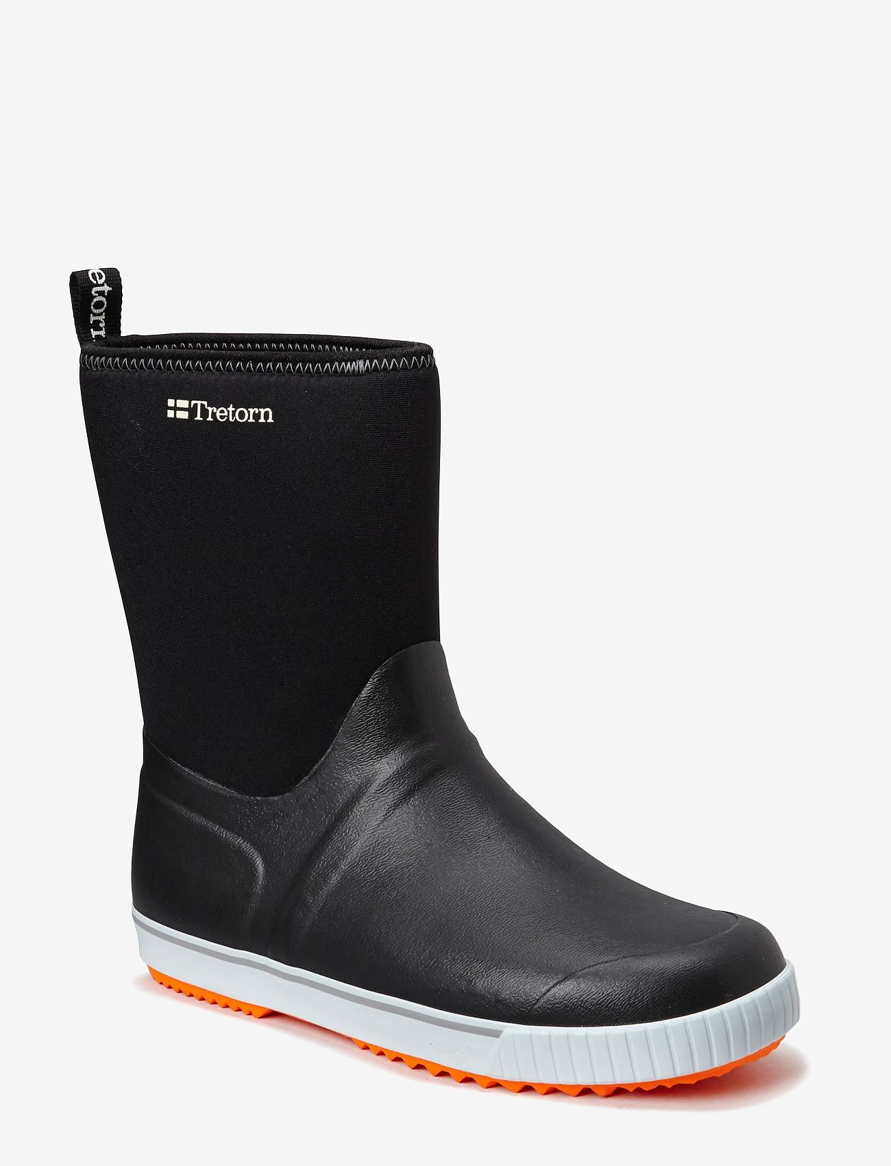 Tretorn - WINGS NEO - rain boots - black - 0