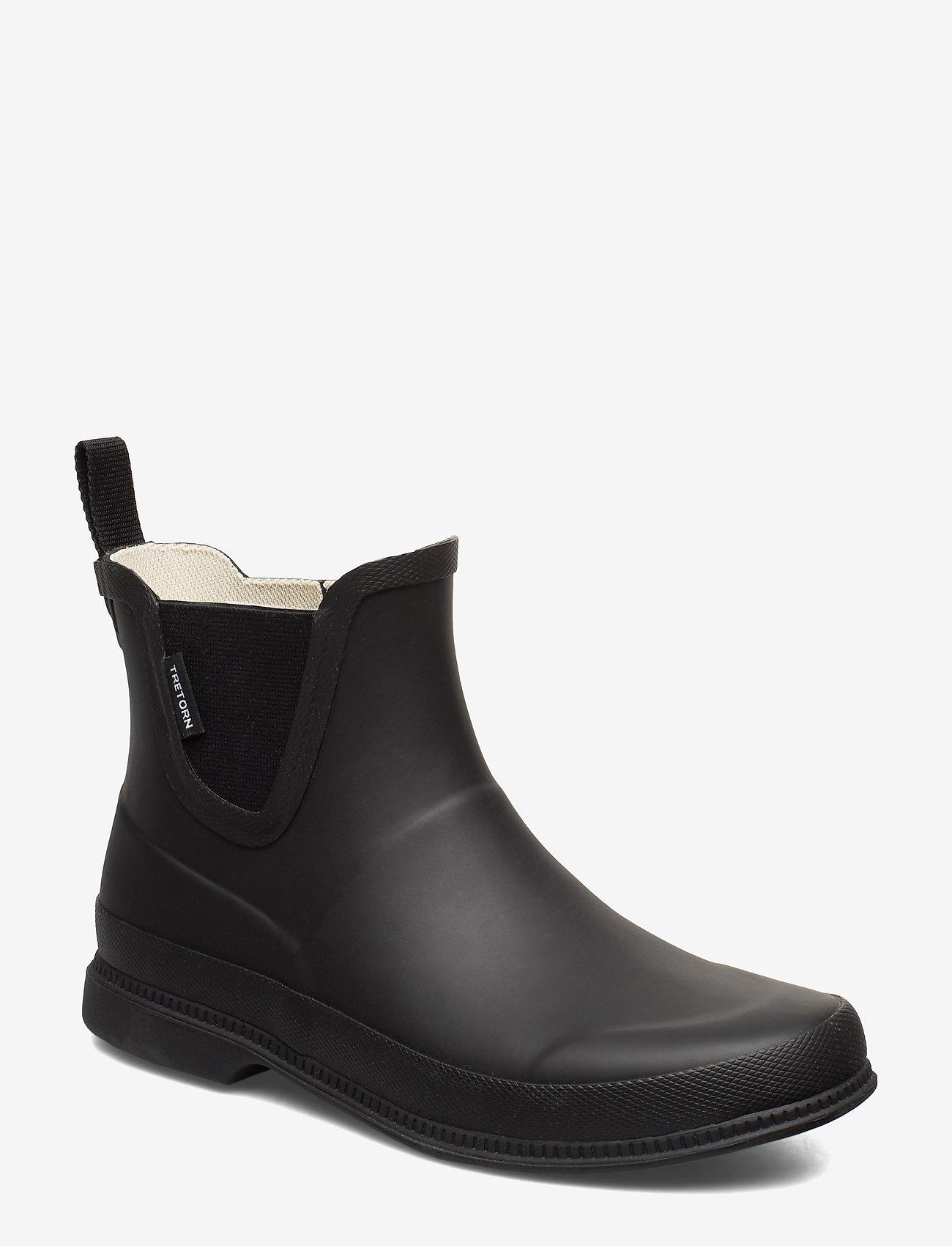 Tretorn - EVA LG - rain boots - black/black - 0