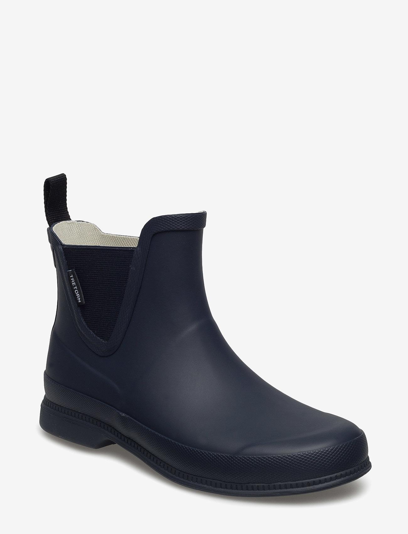 Tretorn - EVA LG - bottes de pluie - navy - 0