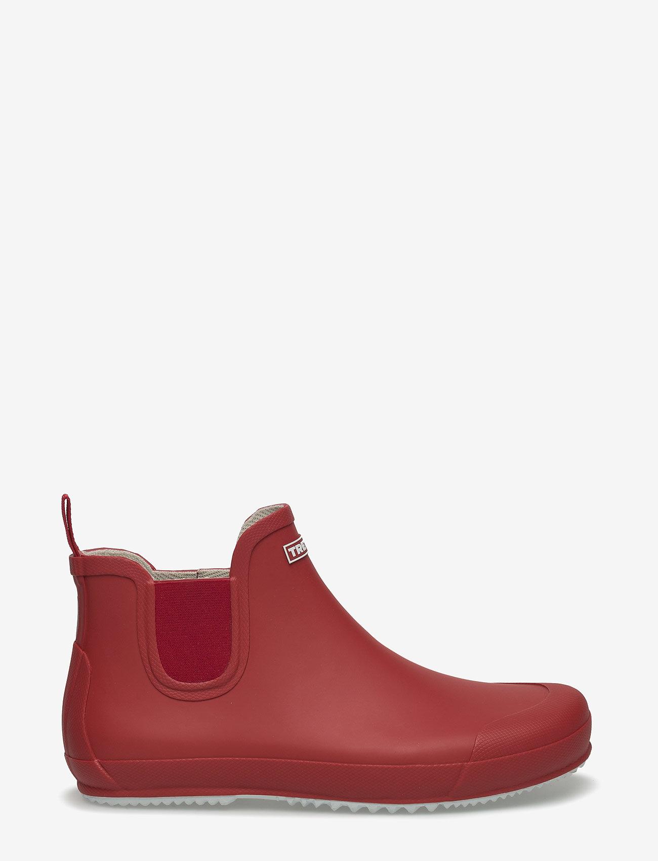Tretorn - BO - regenlaarzen - red