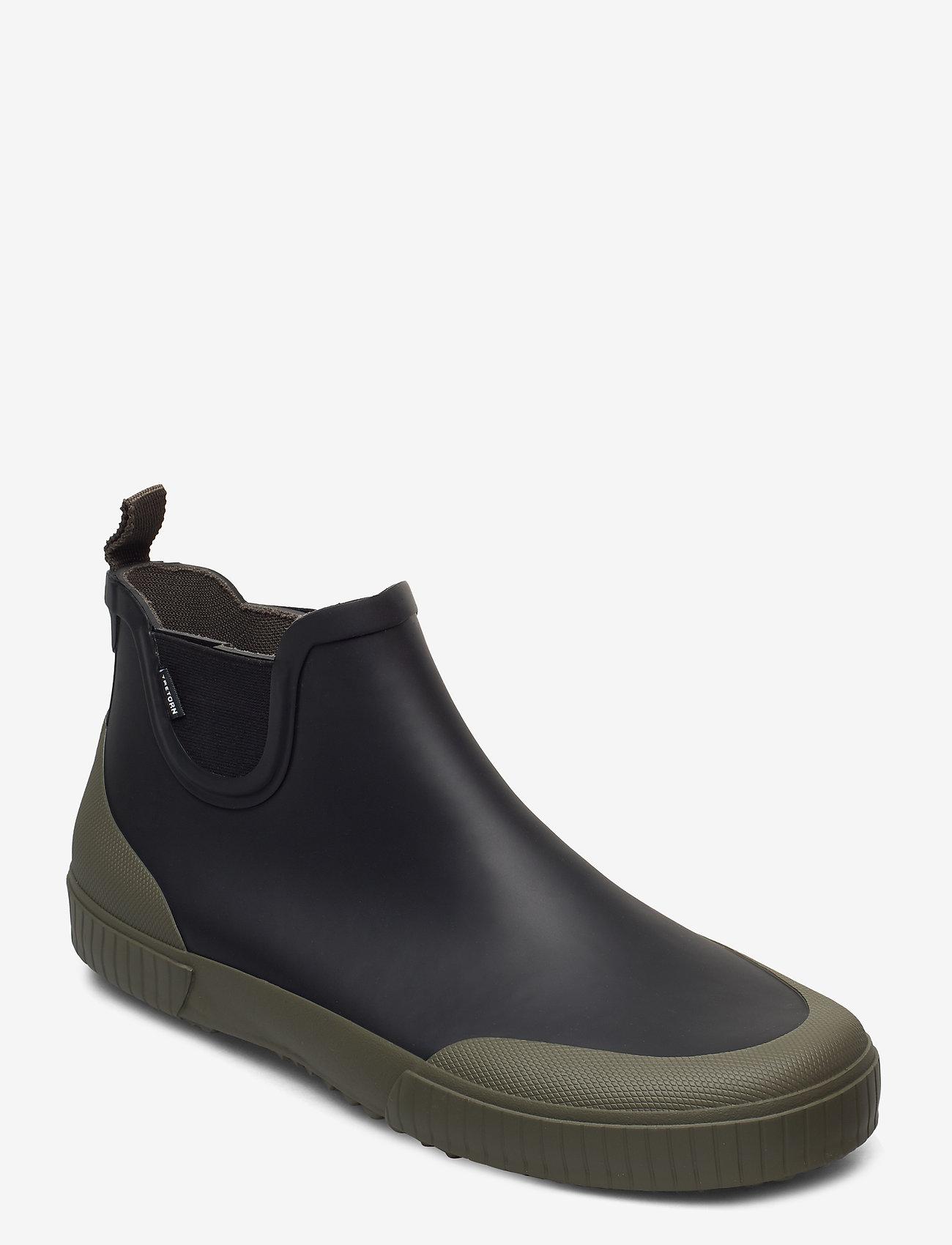 Tretorn - BOLT - bottes de pluie - 019/black/field - 0