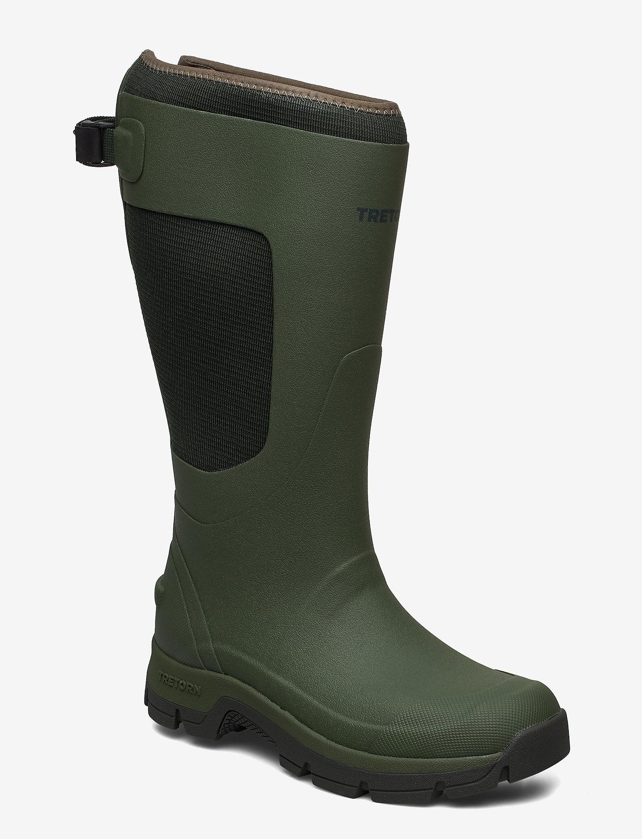 Tretorn - TORNEVIK NEO - kängor - green - 0