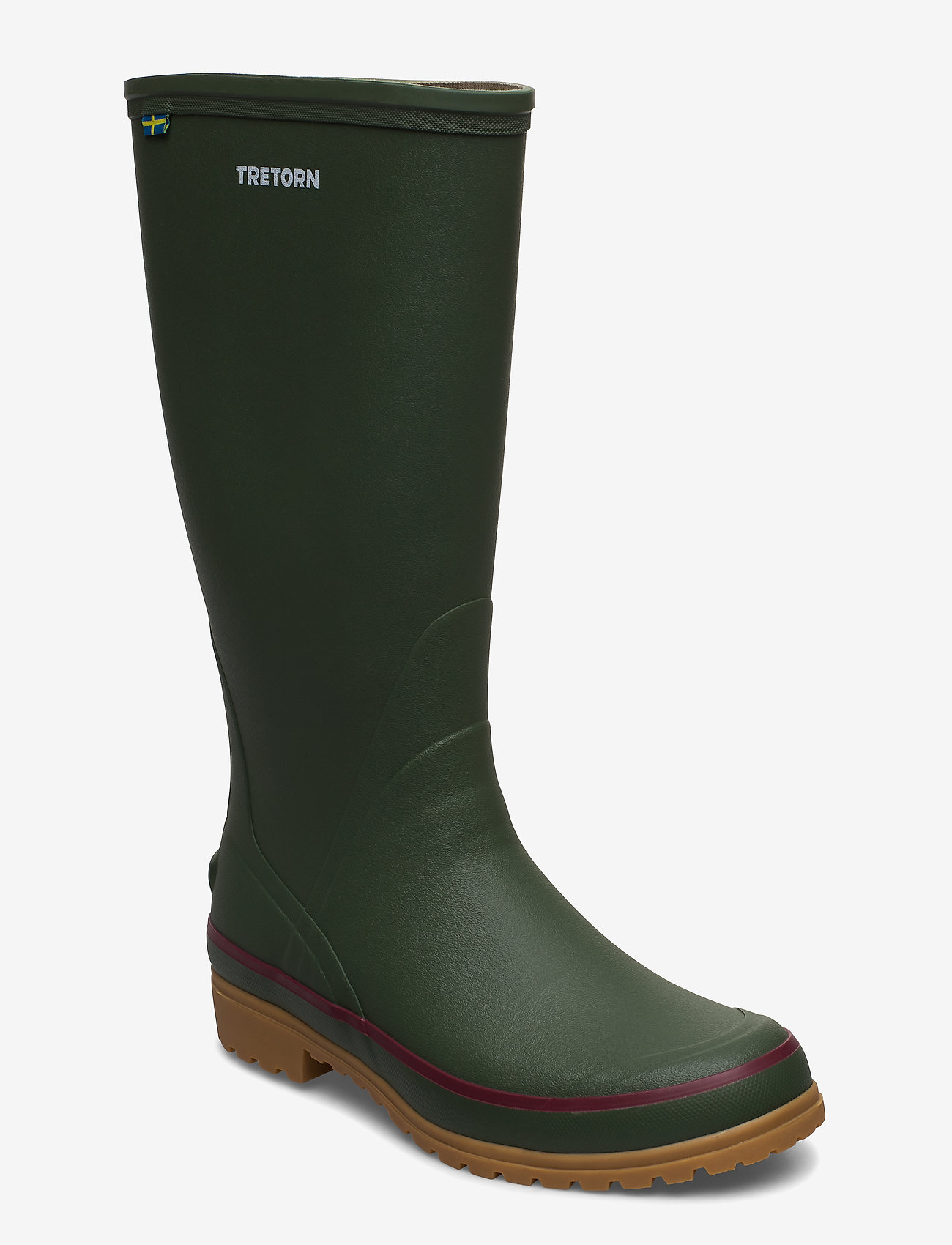 Tretorn - SAREK 72 - kängor - 060/green - 0
