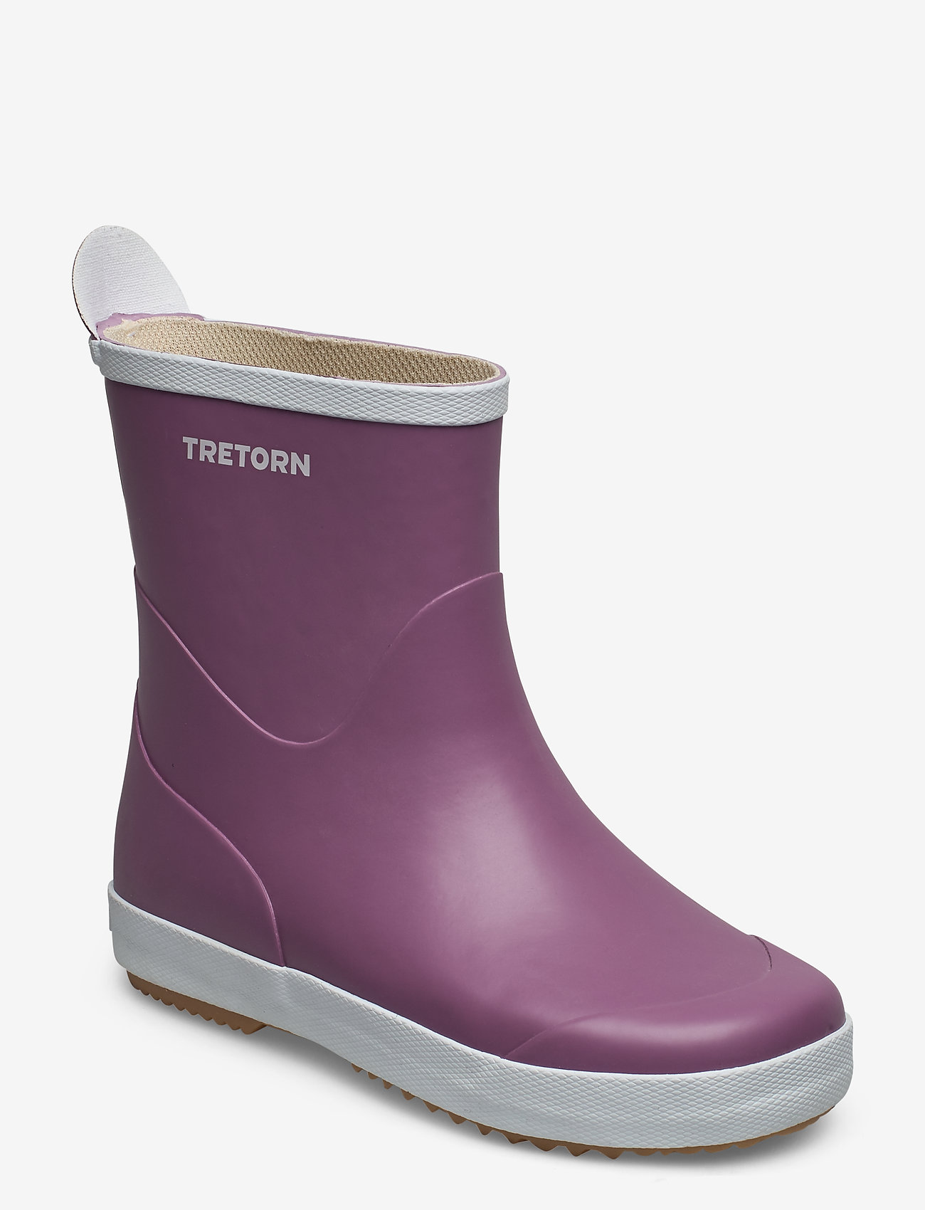 Tretorn - WINGS KIDS - bottes en chaouthouc - 052/blueberry m - 0