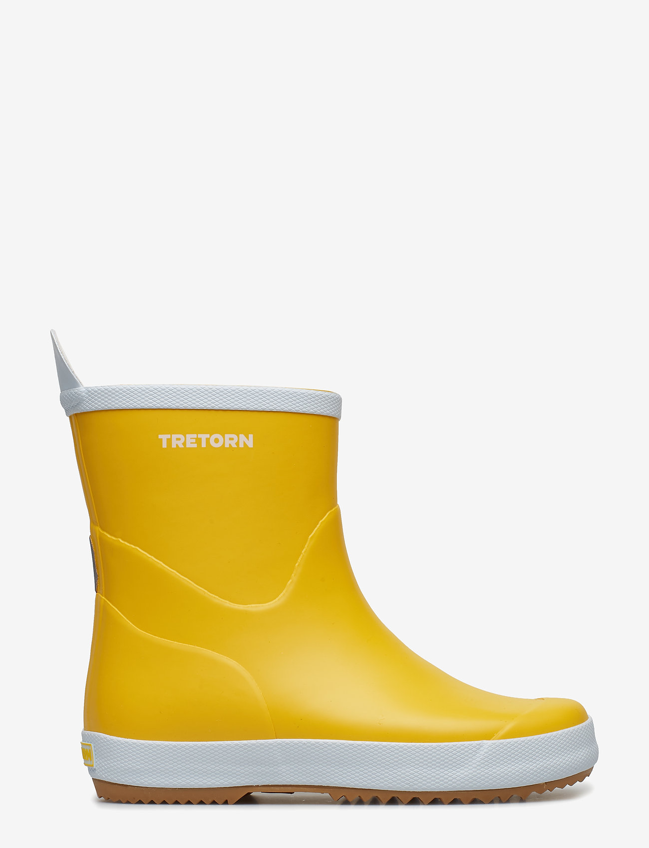 Tretorn - WINGS KIDS - bottes en chaouthouc - 070/yellow - 1