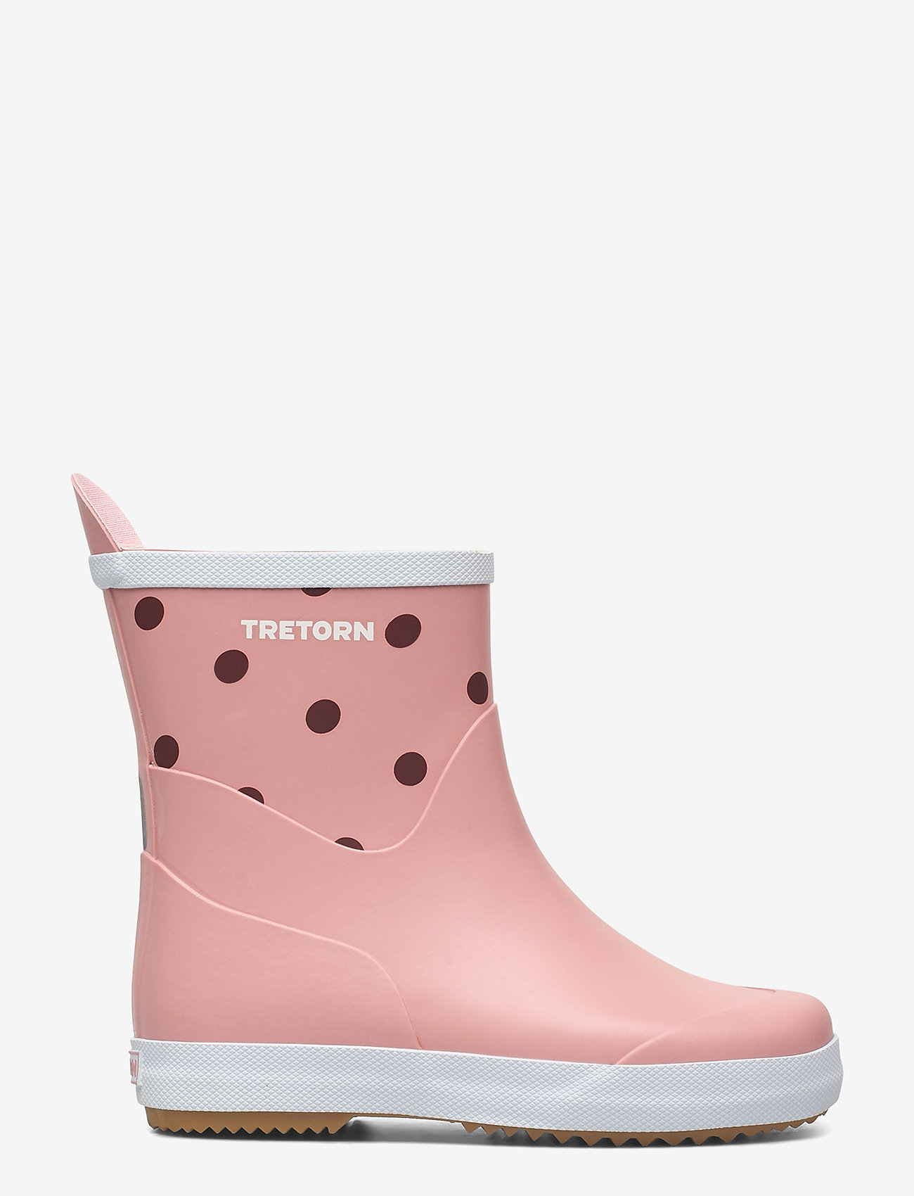 Tretorn - WINGS KIDS - bottes en chaouthouc - 097/light rose/ - 1