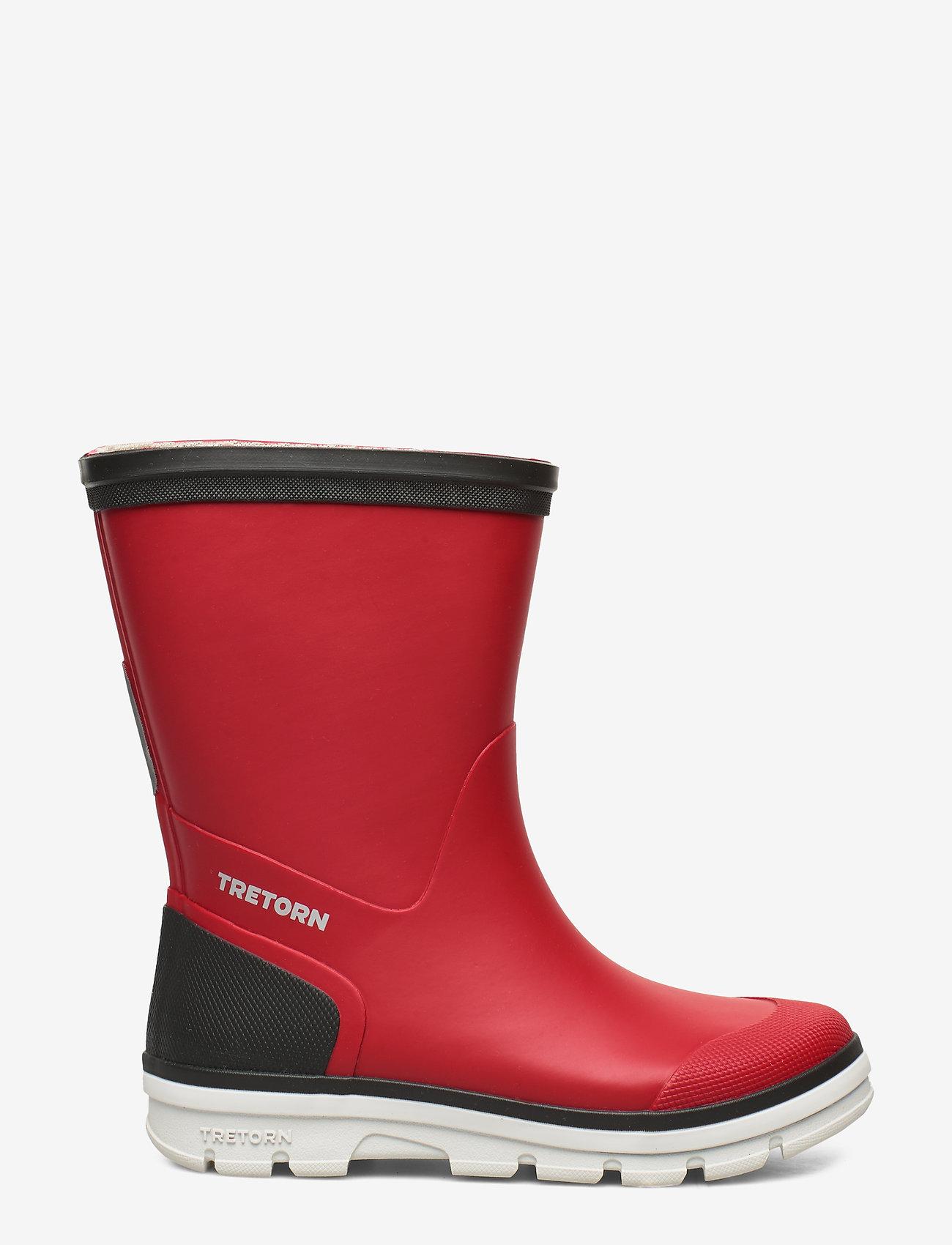Tretorn - AKTIV - bottes en chaouthouc - red/grey - 1