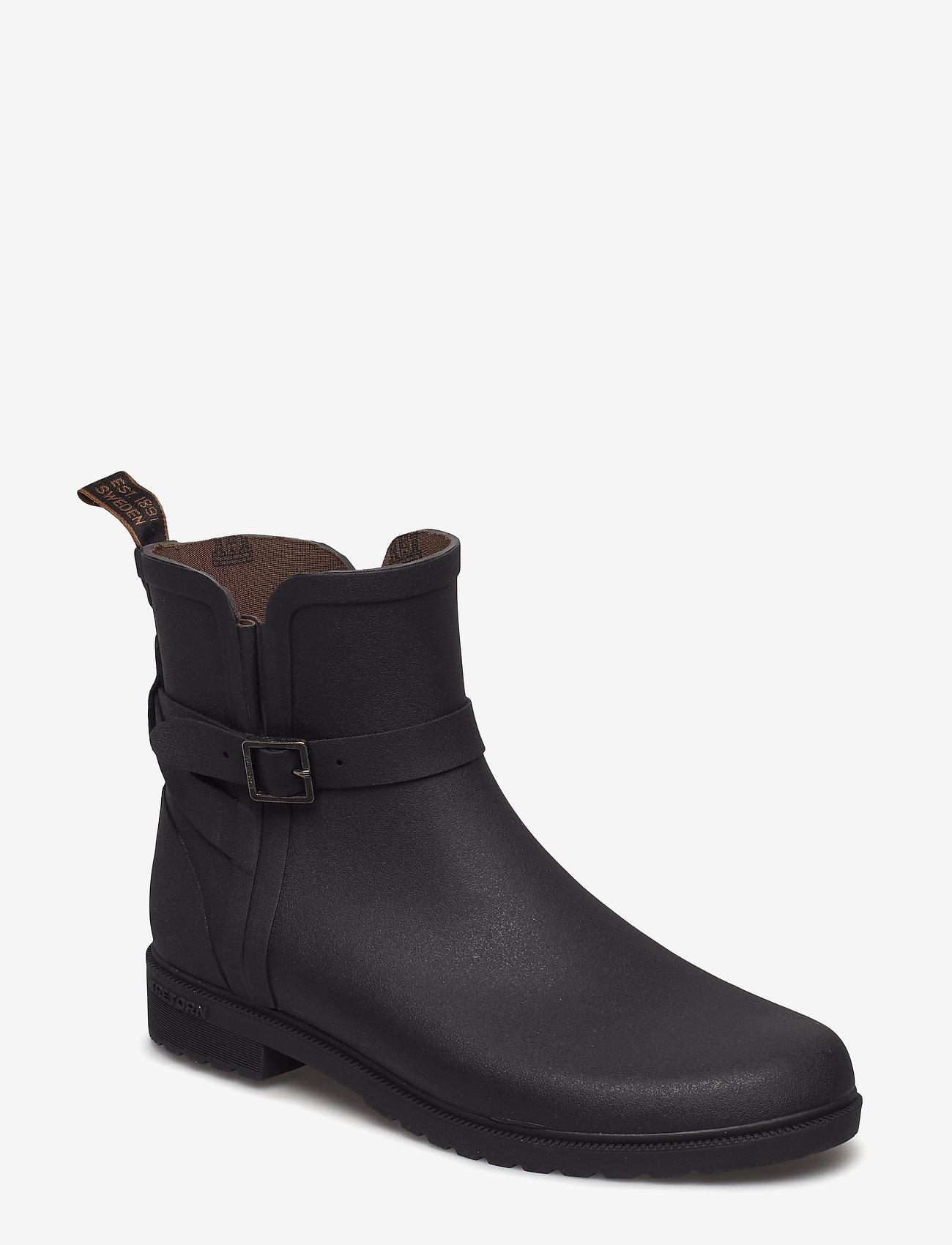 Tretorn - MEADOW - bottes de pluie - 010/black