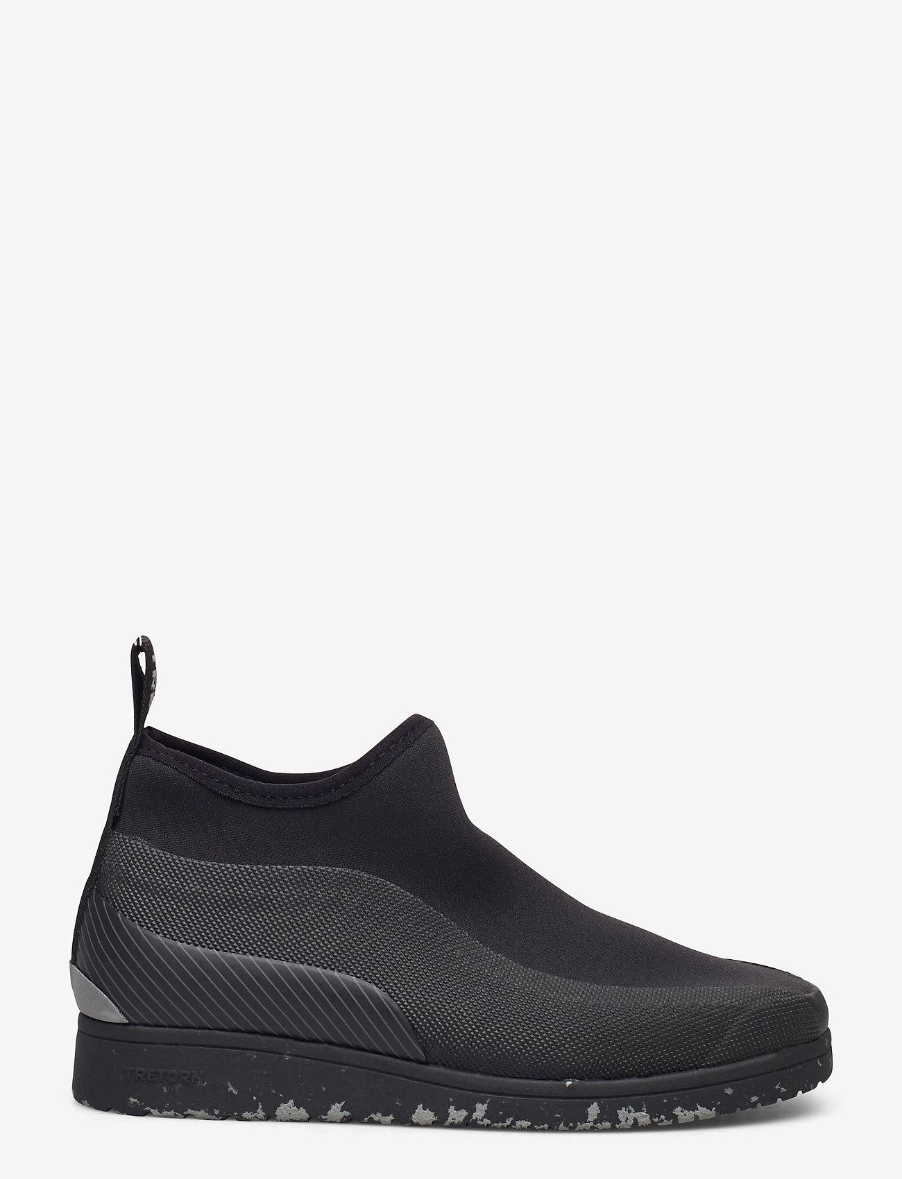 Tretorn - STELLAR HYBRID - höga sneakers - 010/black - 1