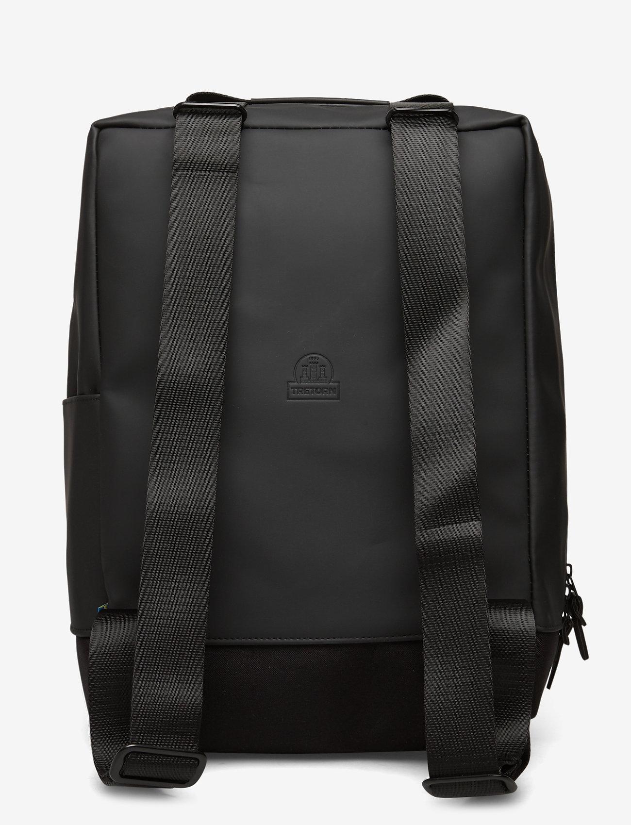 Tretorn - WINGS TOTEPACK - väskor - 010/black - 1