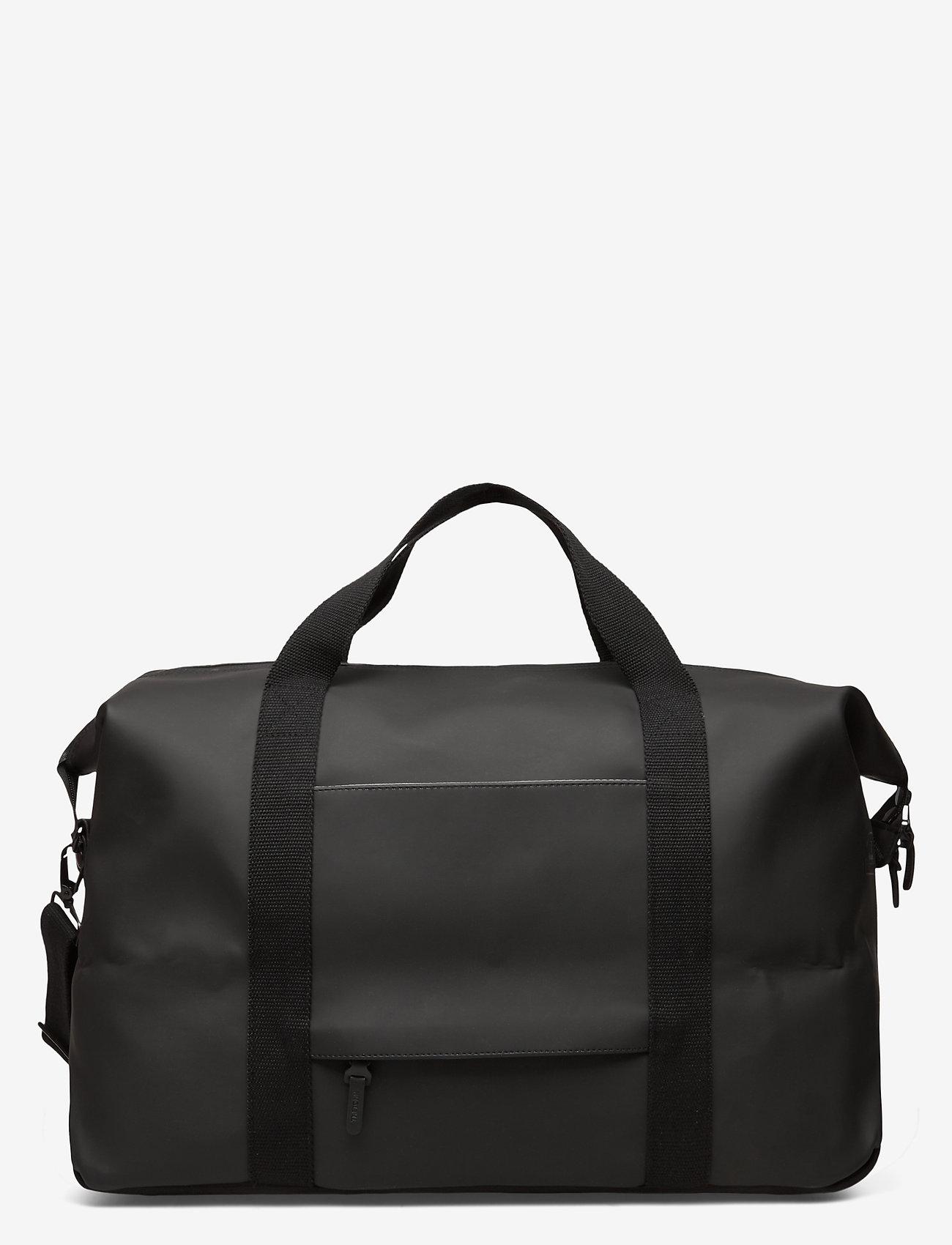 Tretorn - FR TRAVELBAG - sacs de voyage - 010/black - 1