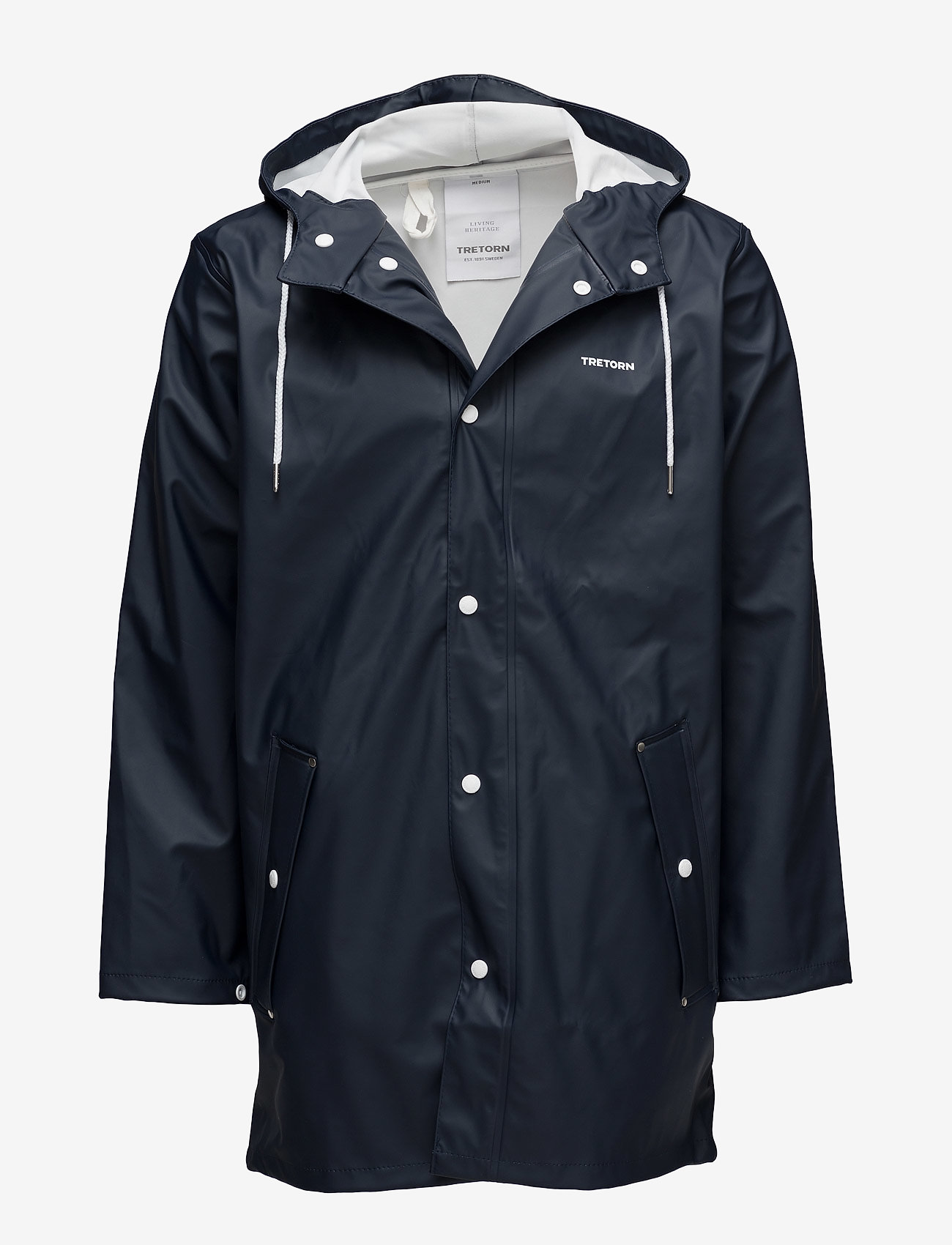 Tretorn - WINGS RAINJACKET - rainwear - navy - 0