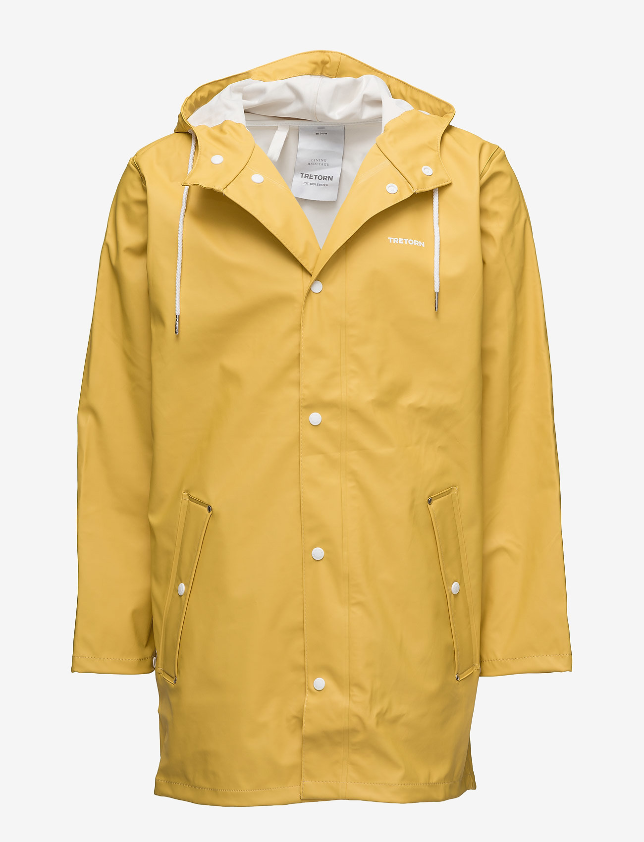 Tretorn - WINGS RAINJACKET - regntøj - spectra yellow - 0