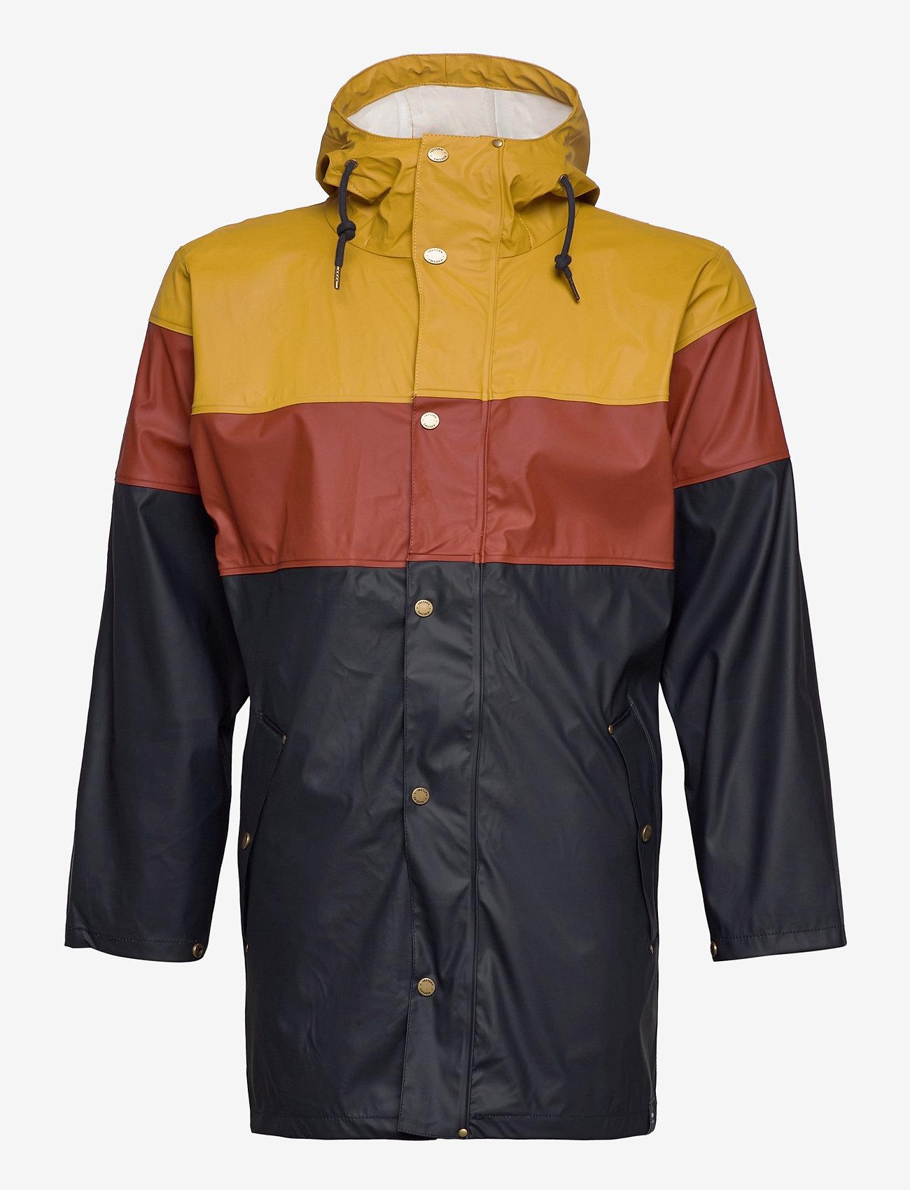 Tretorn - WINGS PLUS ECO - manteaux de pluie - 077/harvest/bur - 1