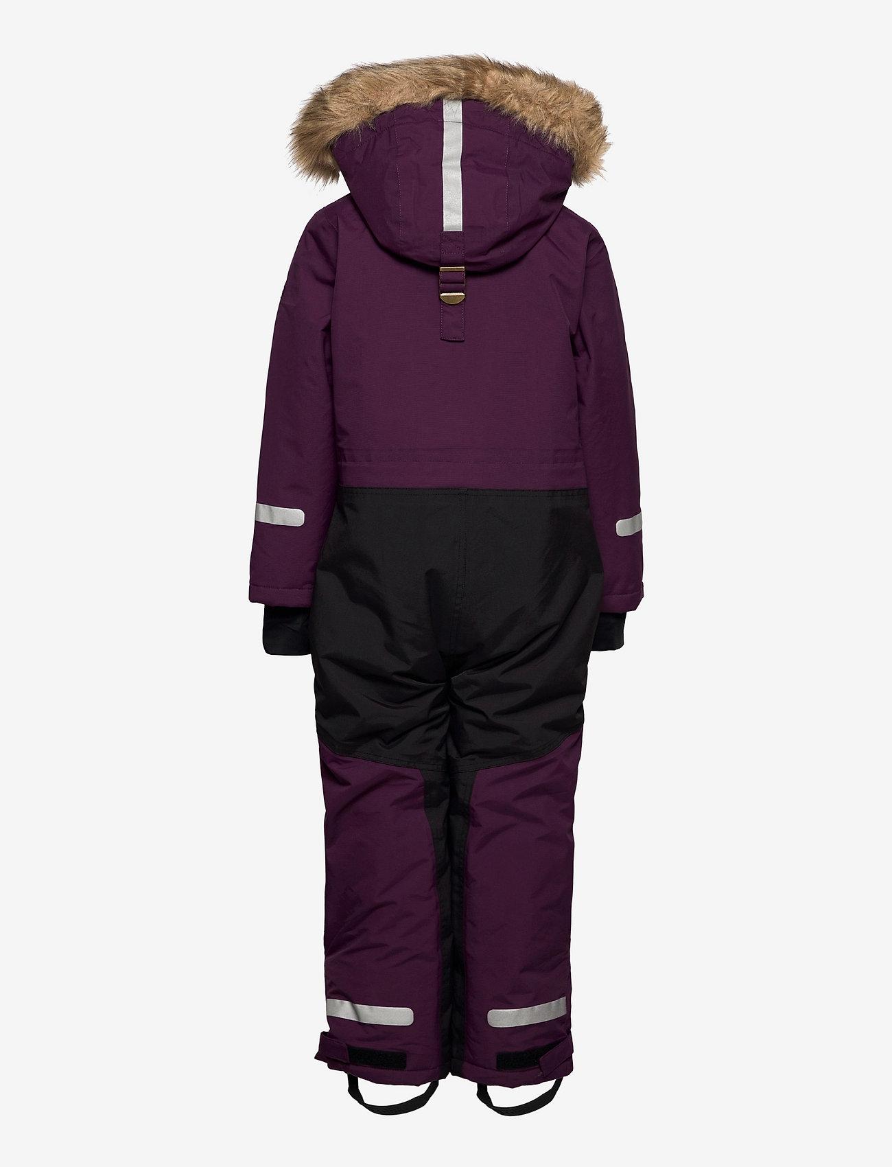 Tretorn - SAREK EXPEDITION OVERALL - snowsuit - 056/blackberry - 1