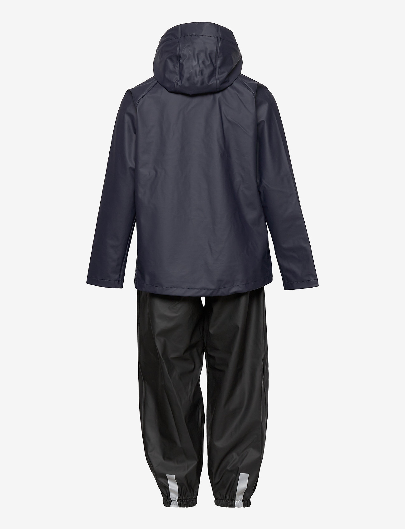 Tretorn - KIDS PACKABLE RAINSET - ensembles - 080/navy - 1