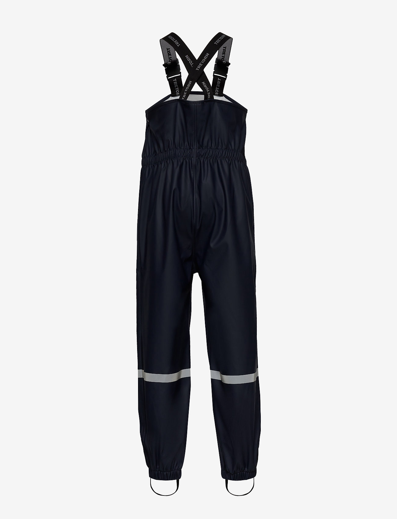 Tretorn - KIDS WINGS HIGH RAINPANTS - pantalons - 080/navy - 1