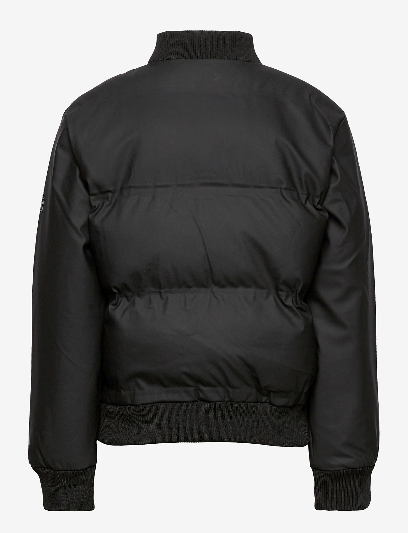 Tretorn - BAFFLE VARSITY - veste rembourrée - 010/black - 1