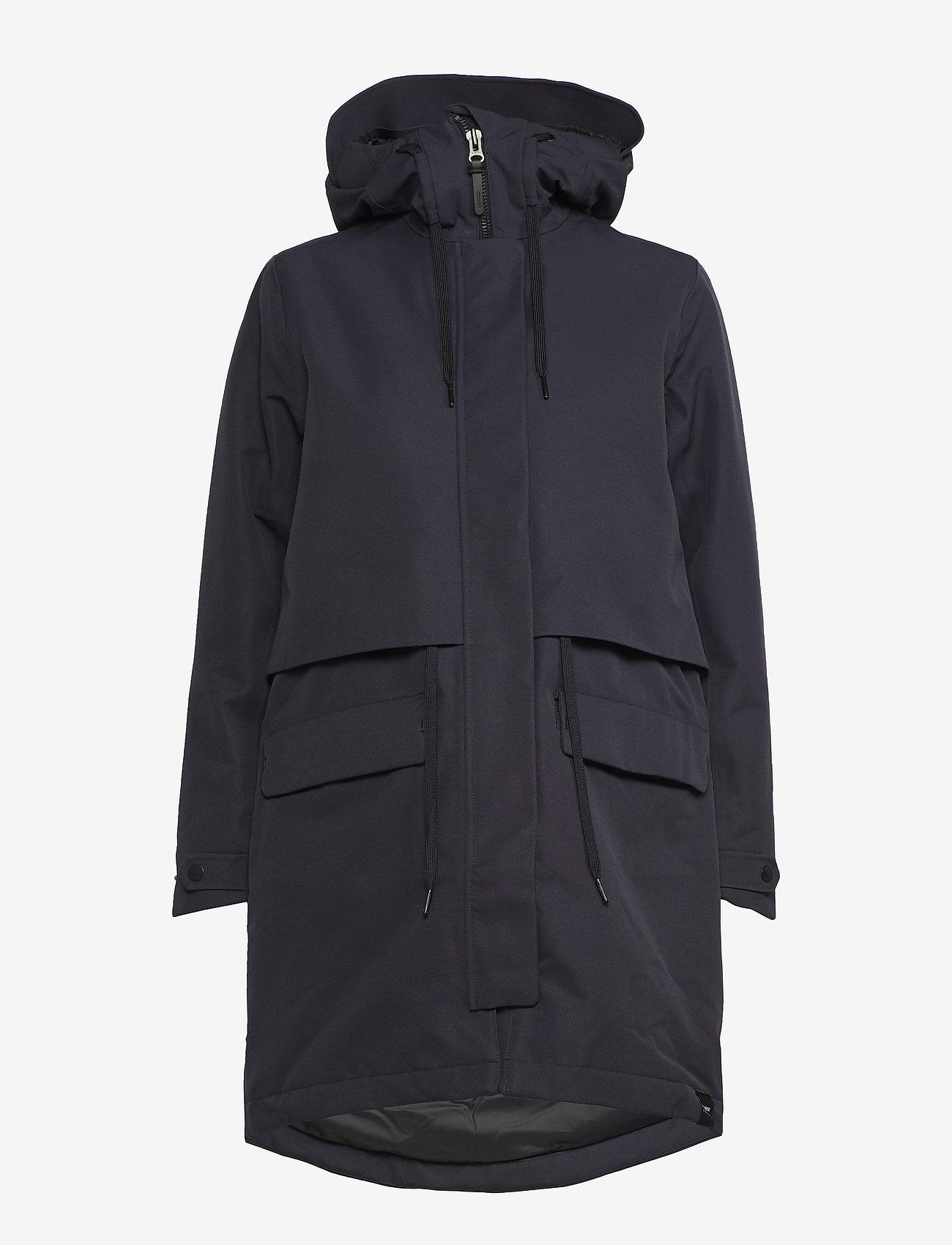 Tretorn - ARCH JKT WMN - vêtements de pluie - 084/dark navy - 1