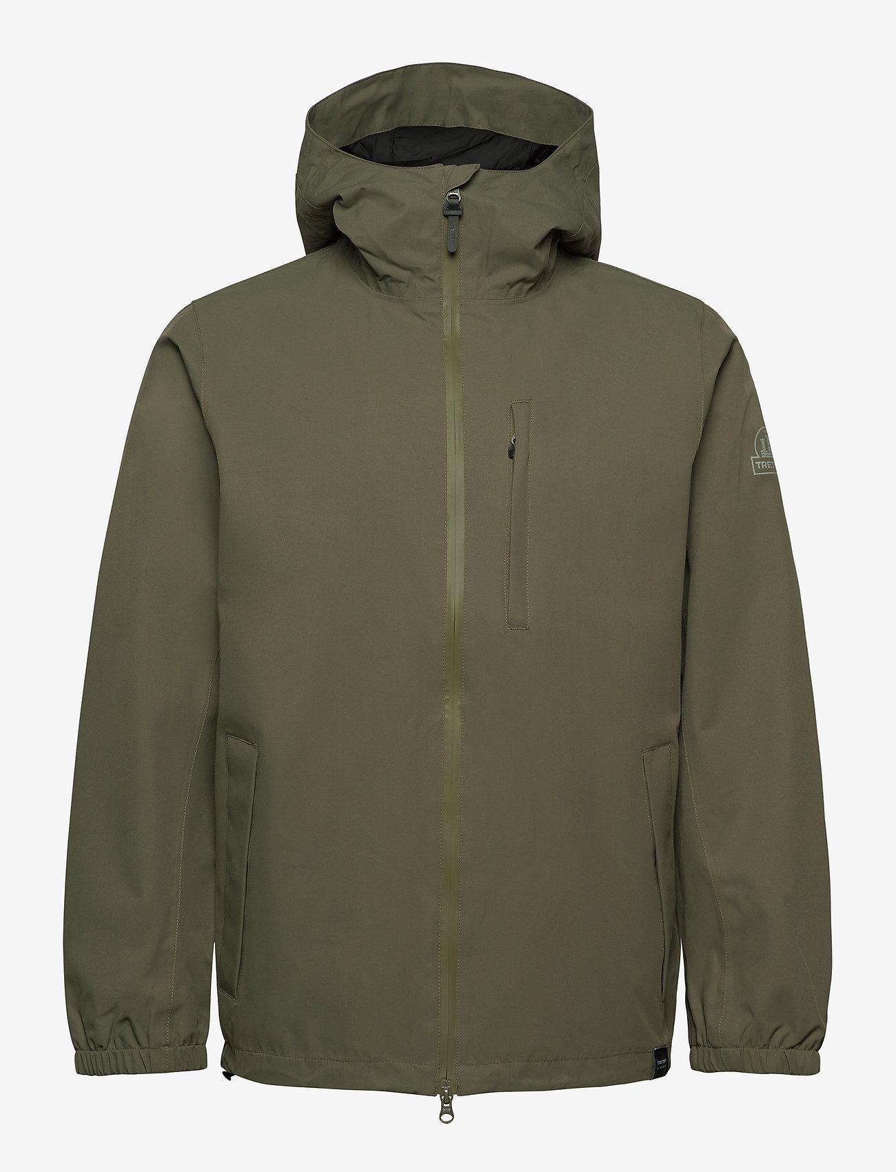 Tretorn - OPACUS - vêtements de pluie - 063/field green - 0