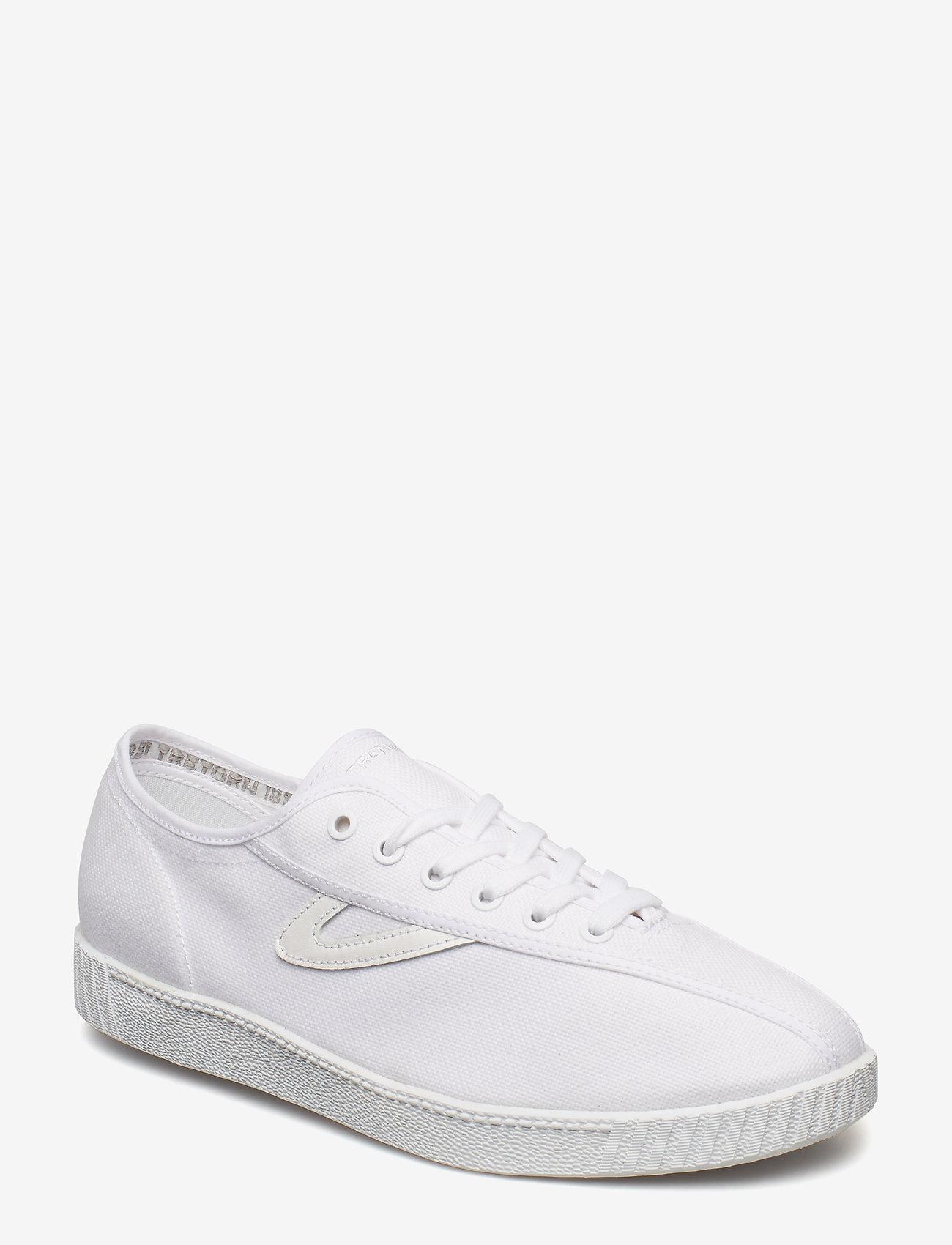 Tretorn - NYLITE - baskets basses - 003/white/white - 0