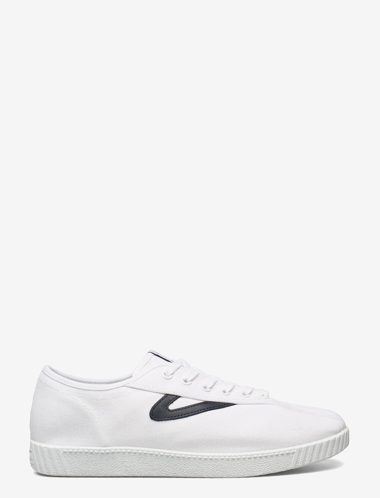 Tretorn - NYLITE - låga sneakers - 031/white/lnavy - 1