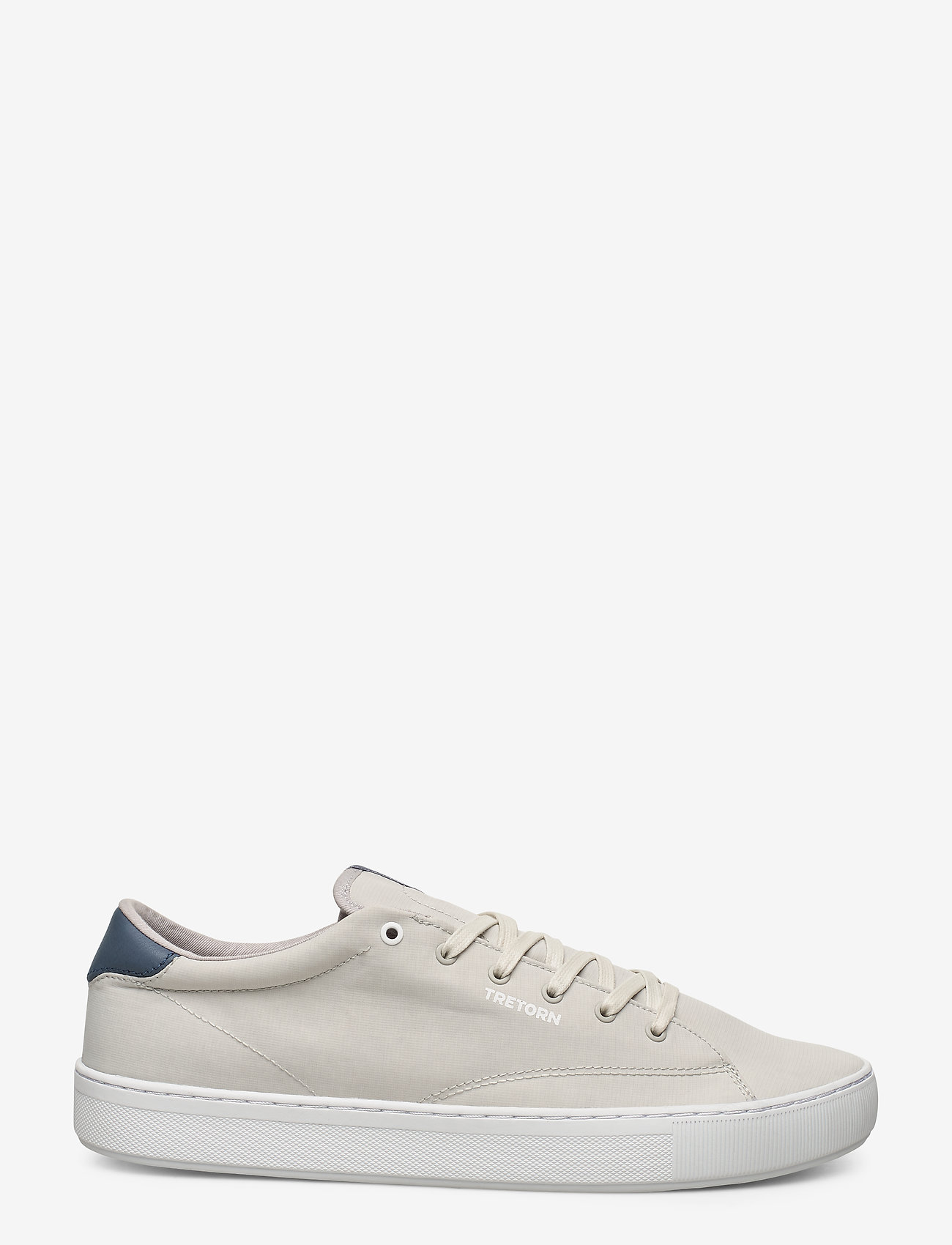 Tretorn - TOURNAMENT LOW OCEAN NET - låga sneakers - 043/chalk/stone - 1