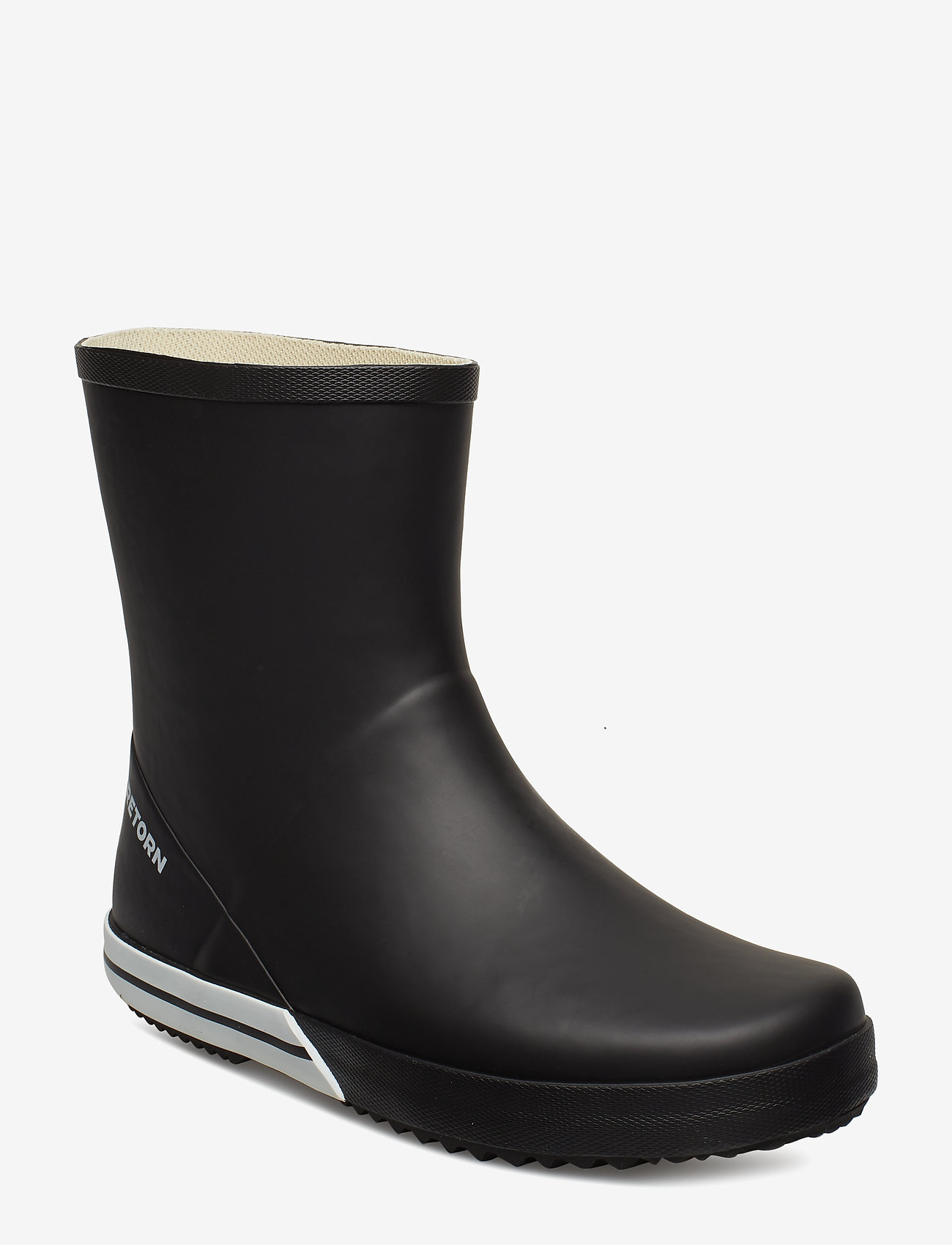 Tretorn - BASIC MID - rain boots - 010/black - 0