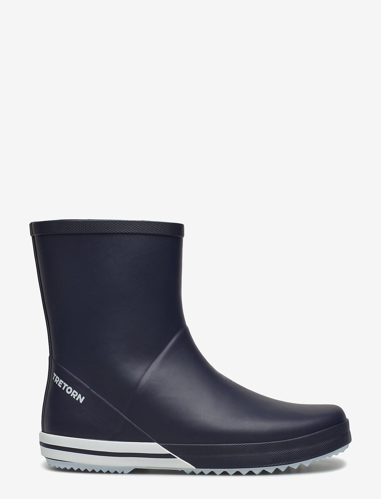 Tretorn - BASIC MID - chaussures - 080/navy - 1