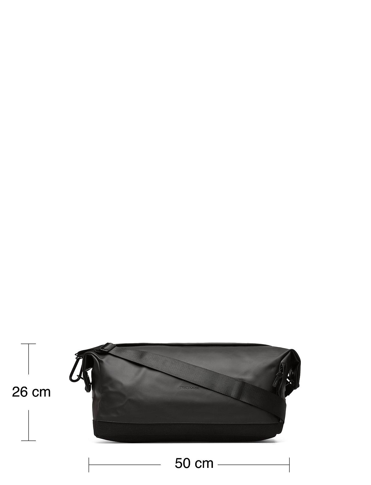 Malmo Duffel (010/black) (71.25 €) - Tretorn 999a2