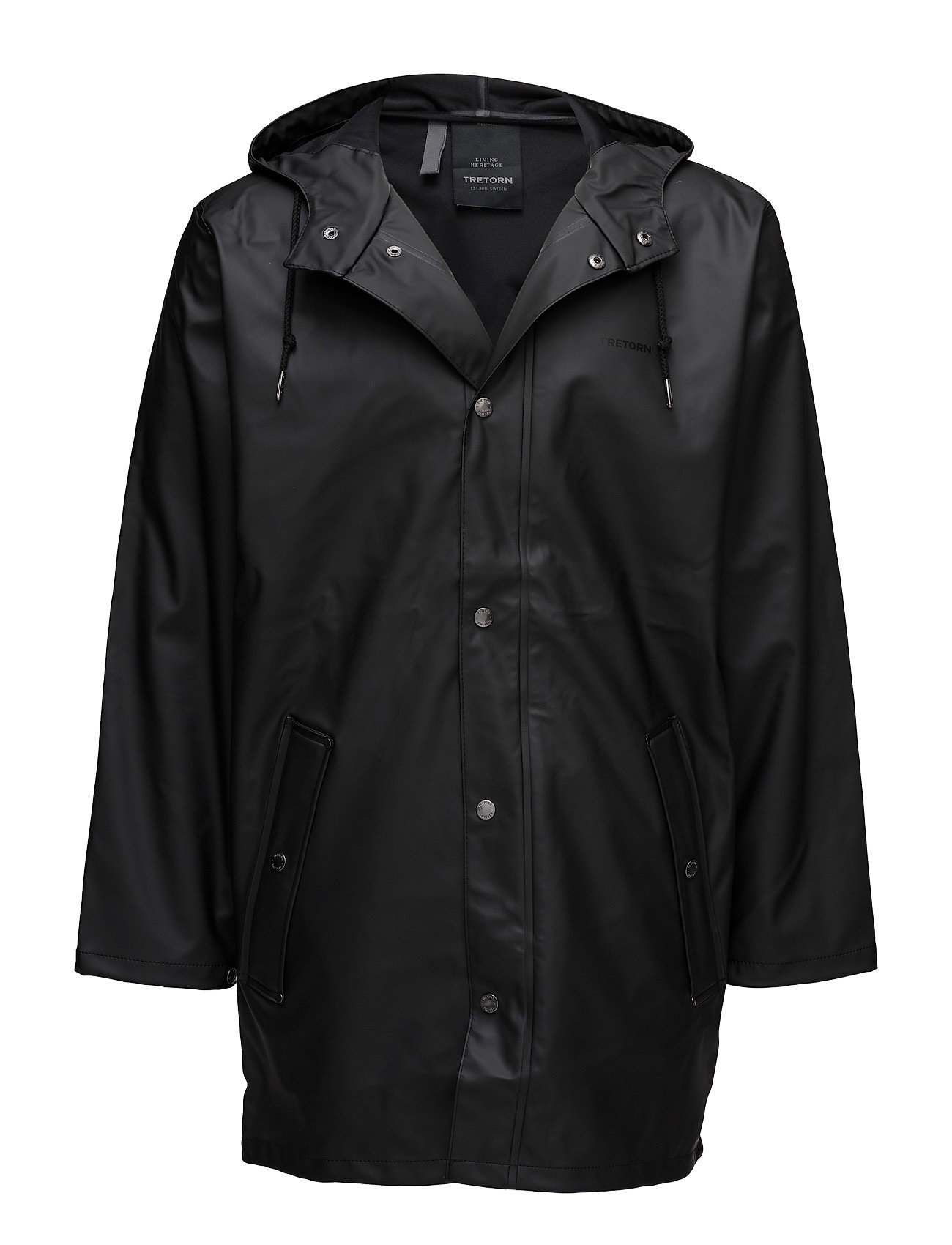 Tretorn WINGS PLUS RAINJACKET - BLACK