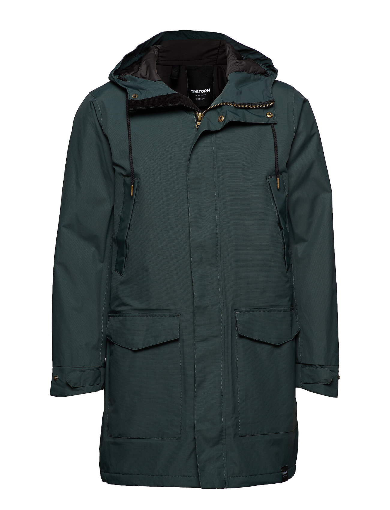 Tretorn RAIN JKT FROM THE SEA PADDED M - 024/KELP GREEN
