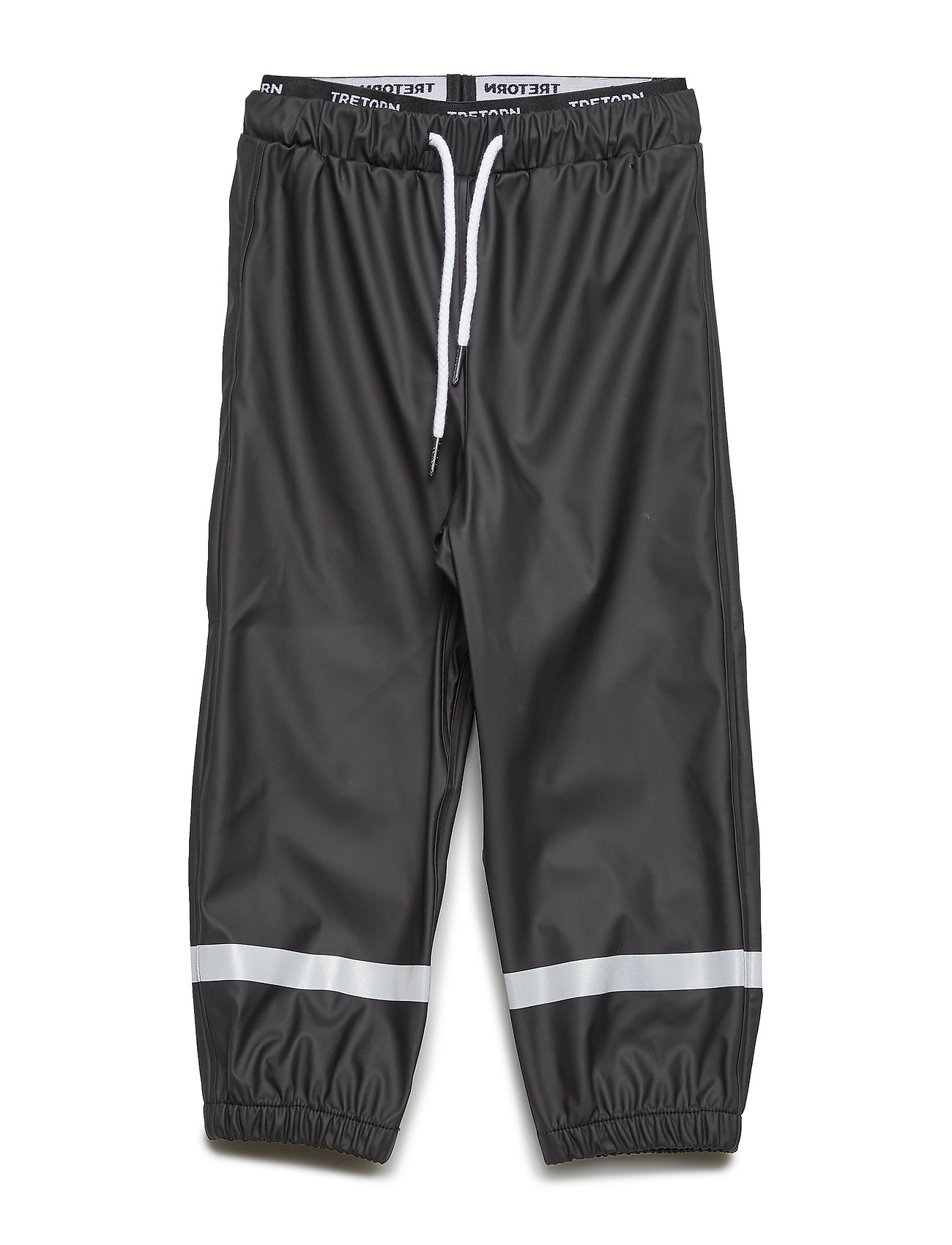 Tretorn KIDS EXPLORER RAINPANTS - 011/JET BLACK