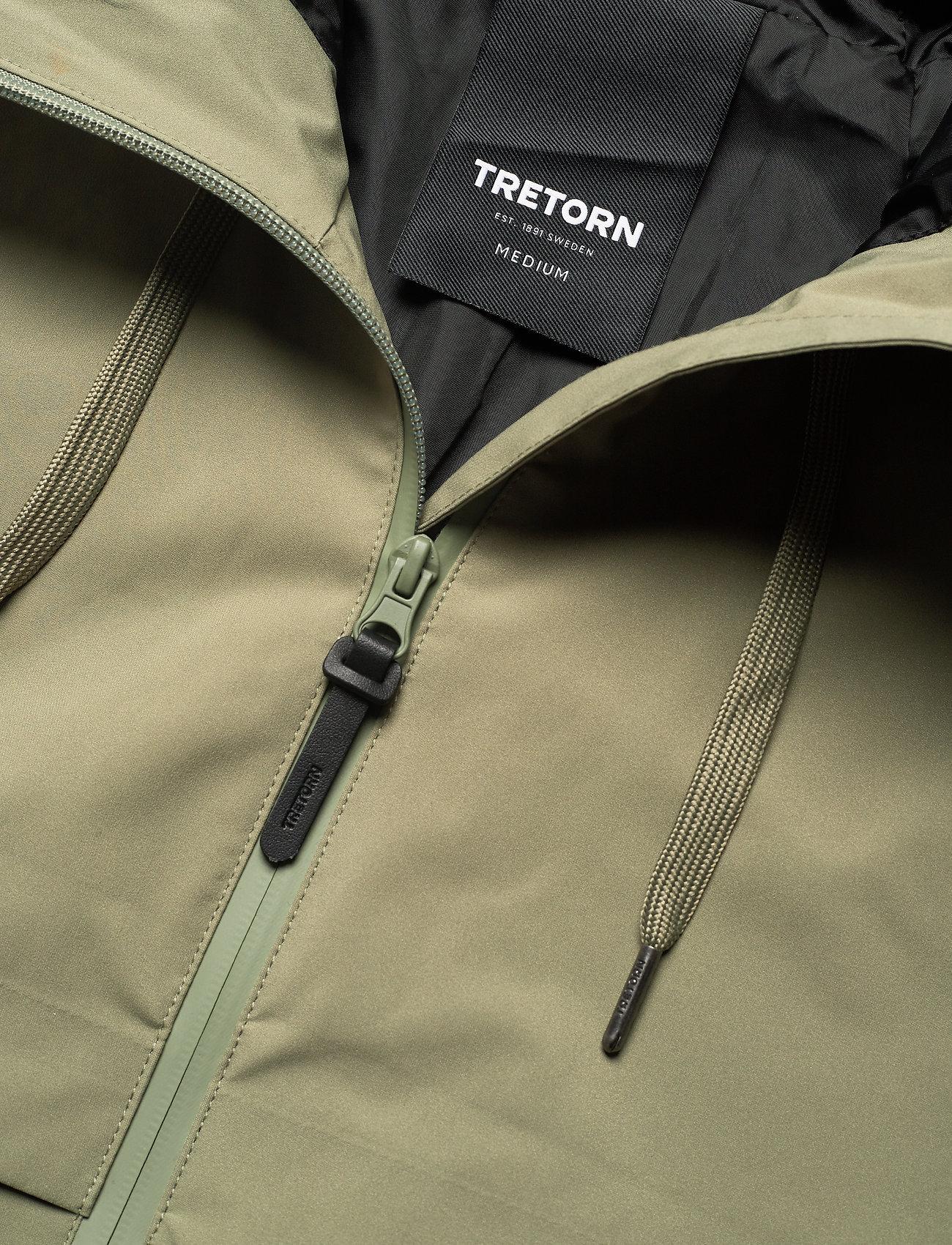 Tretorn - SPHERE LT M - parka's - 061/seagrass - 3