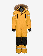 Tretorn - FROST OVERALL - snowsuit - 070/yellow - 0