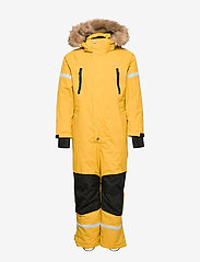 Tretorn - FROST OVERALL - snowsuit - 070/yellow - 1