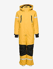 Tretorn - FROST OVERALL - snowsuit - 070/yellow - 2