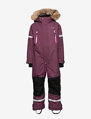 Tretorn - FROST OVERALL - snowsuit - eggplant - 1