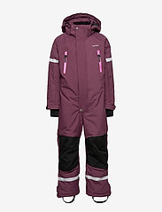 Tretorn - FROST OVERALL - snowsuit - eggplant - 5