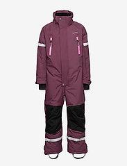 Tretorn - FROST OVERALL - snowsuit - eggplant - 6