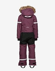 Tretorn - FROST OVERALL - snowsuit - eggplant - 7