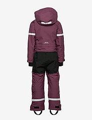 Tretorn - FROST OVERALL - snowsuit - eggplant - 8