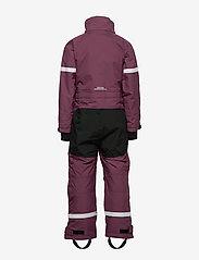 Tretorn - FROST OVERALL - snowsuit - eggplant - 9