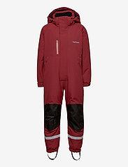 Tretorn - AKTIV WINTER OVERALL - snowsuit - 094/burnt russe - 1