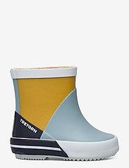 Tretorn - ARILD - bottes en chaouthouc - 005/sky/navy - 1