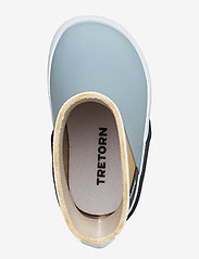 Tretorn - ARILD - bottes en chaouthouc - 005/sky/navy - 3