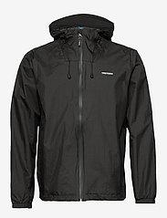 Tretorn - BREEZE JKT MEN - rainwear - 011/jet black - 0