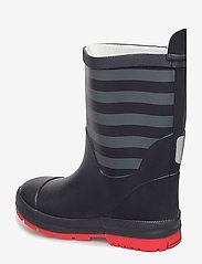 Tretorn - GRNNA - bottes en chaouthouc - black/grey - 2